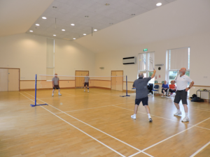 Dorrington Badminton Club