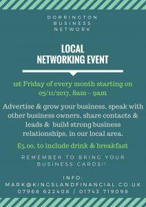 Dorrington Business Network