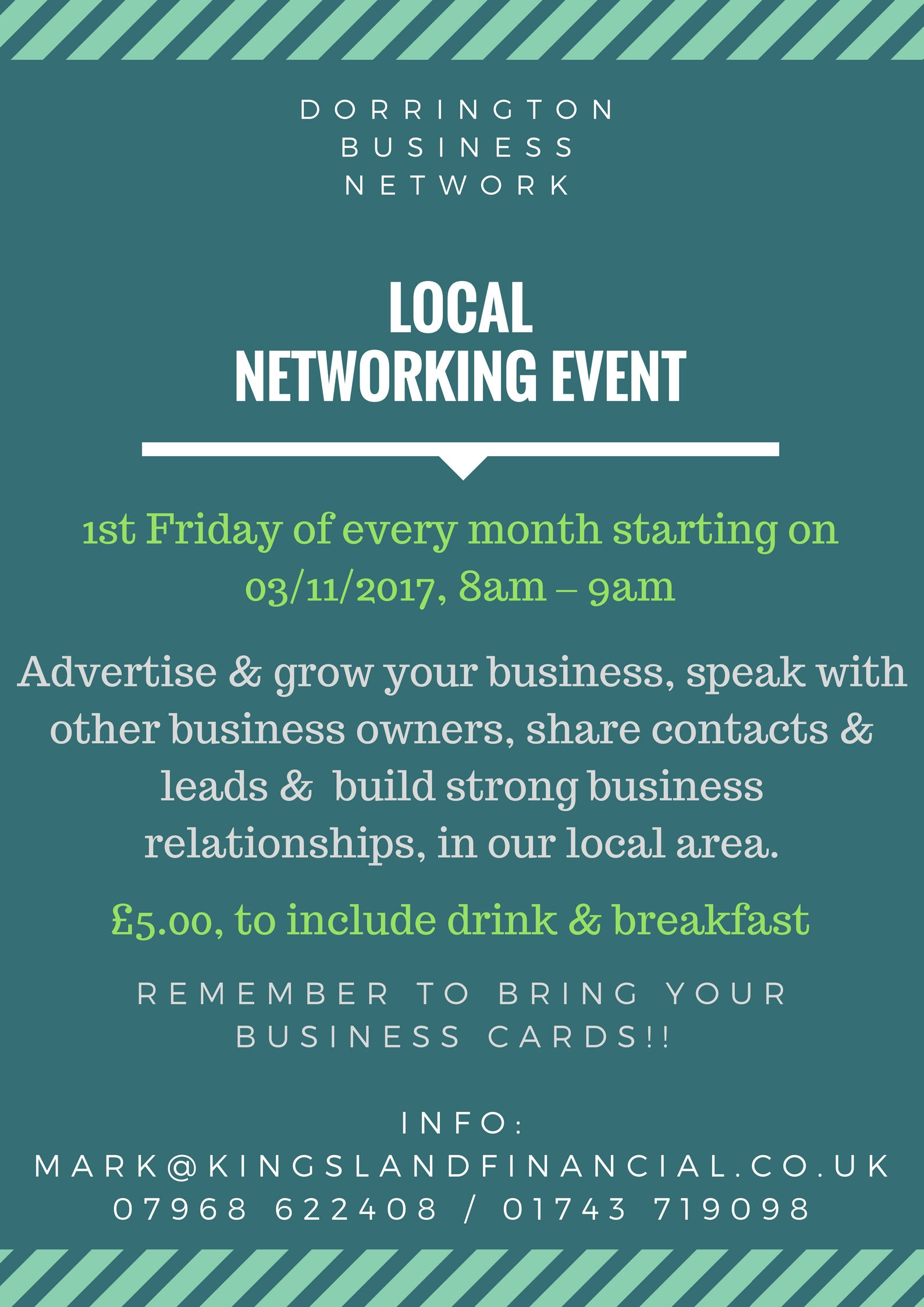 Dorrington Business Network